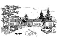 Main image for house plan # 6379