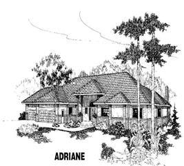 House Plan #145-1378