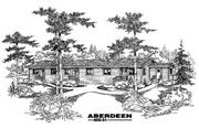 View house Plan#145-1435