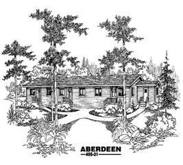 House Plan #145-1435