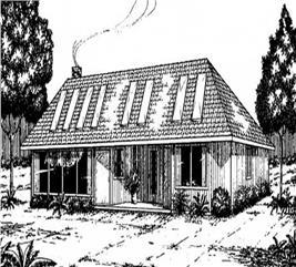 House Plan #145-1443