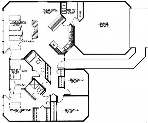 Passive home design life blog for Solar cottage plans
