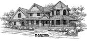 View house Plan#145-1454