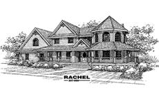 Main image for house plan # 3638