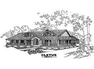 Main image for house plan # 3648