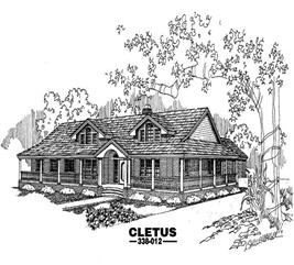 House Plan #145-1456