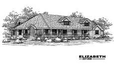 Main image for house plan # 3636