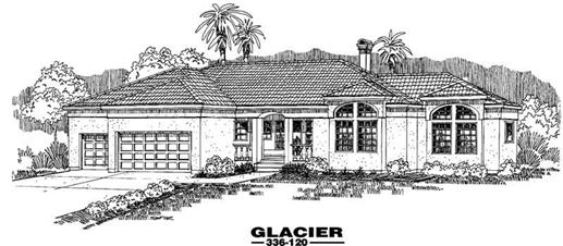 Main image for house plan # 3627