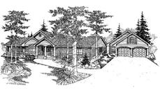 Main image for house plan # 3634