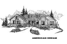 Main image for house plan # 3632