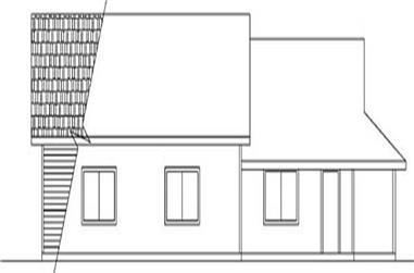 0-Bedroom, 1876 Sq Ft Garage Home Plan - 145-1494 - Main Exterior