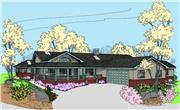 View house Plan#145-1497