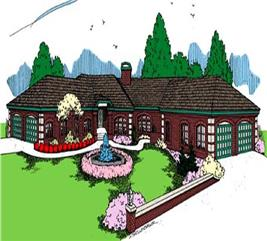 House Plan #145-1499