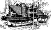 View house Plan#145-1526