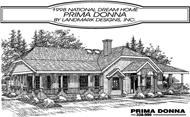 Main image for house plan # 3655