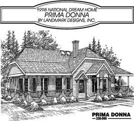 House Plan #145-1554