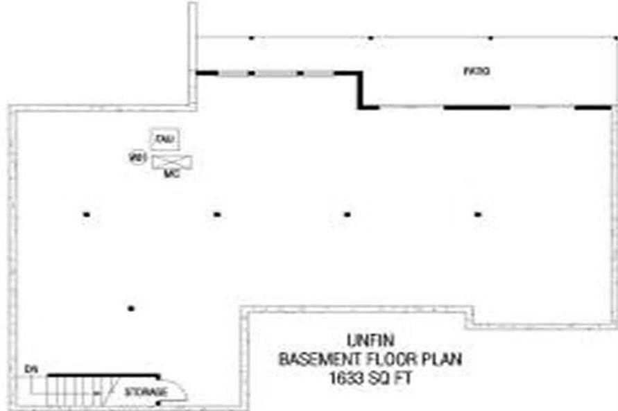 Home Plan Other Image of this 3-Bedroom,1678 Sq Ft Plan -145-1565