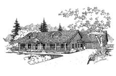Main image for house plan # 3651
