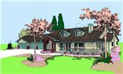 View house Plan#145-1576