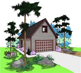 House Plan #145-1582