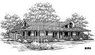 Main image for house plan # 3617