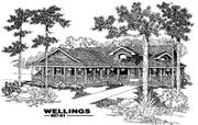 View house Plan#145-1642