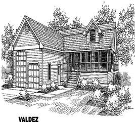 House Plan #145-1731