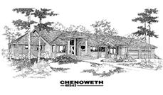 Main image for house plan # 4235