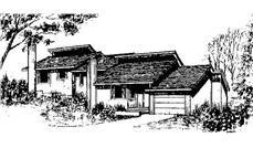 Main image for house plan # 8970
