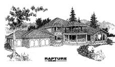 Main image for house plan # 9047
