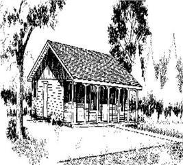 House Plan #145-1898