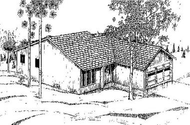 House plans between 1 and 1000 square feet and between 35 for 55 wide house plans