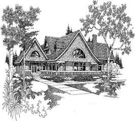 House Plan #145-1920