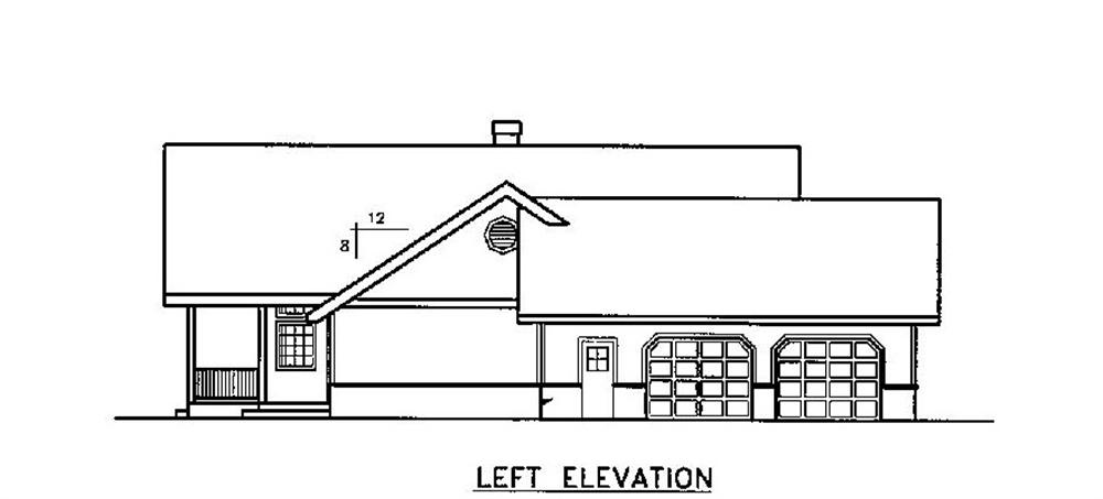 145-1922 left elevation