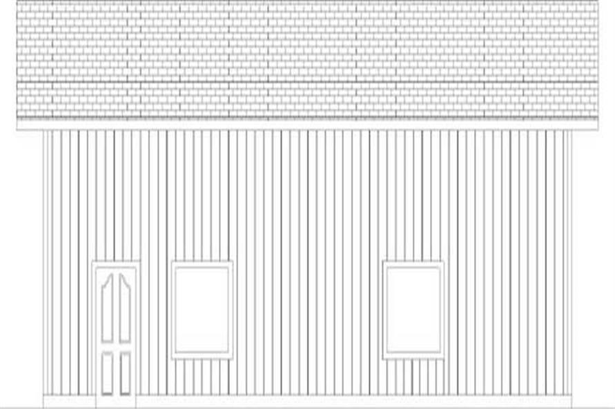 Main image for house plan # 9067