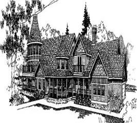 House Plan #145-2007
