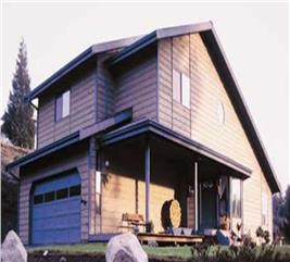 House Plan #146-1056