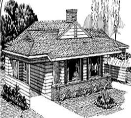 House Plan #146-1058