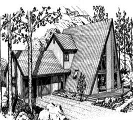 House Plan #146-1075