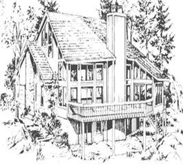 House Plan #146-1091