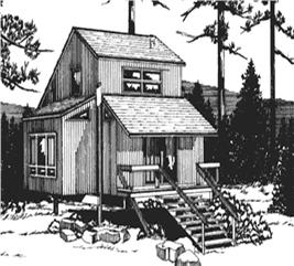 House Plan #146-1133