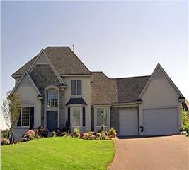 House Plan #146-1135