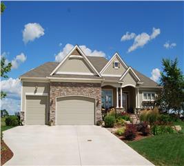House Plan #146-1169