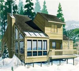 House Plan #146-1177