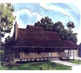 House Plan #146-1211