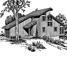 House Plan #146-1234