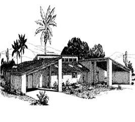 House Plan #146-1246