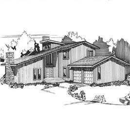 House Plan #146-1253