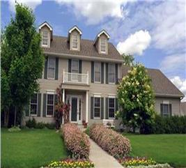 House Plan #146-1263