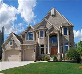 House Plan #146-1327